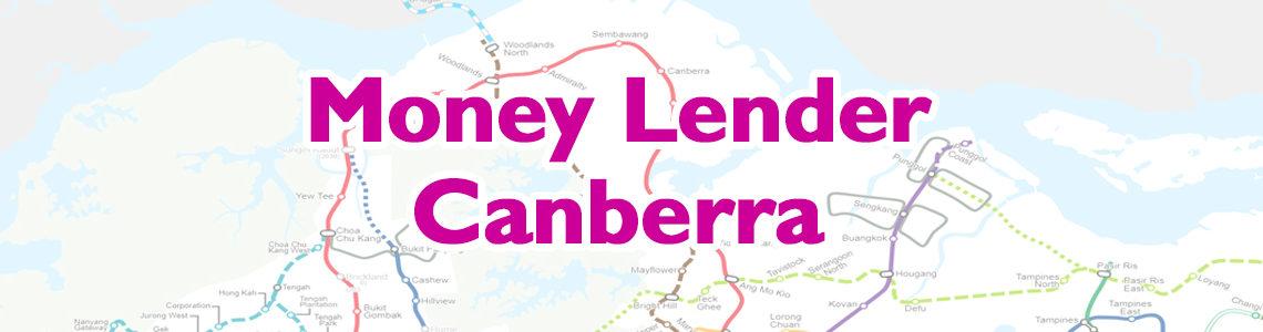 Money Lender Canberra