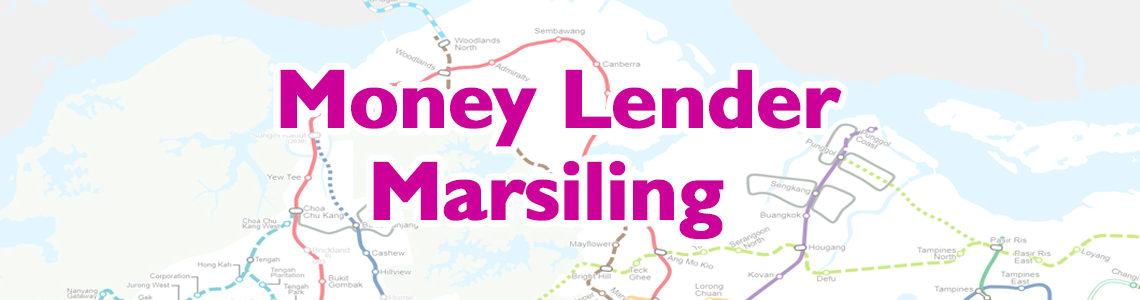 Money Lender Marsiling